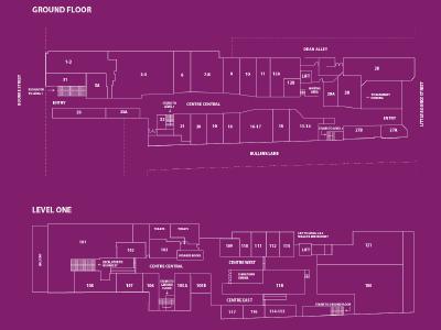 midcity arcade floorplan